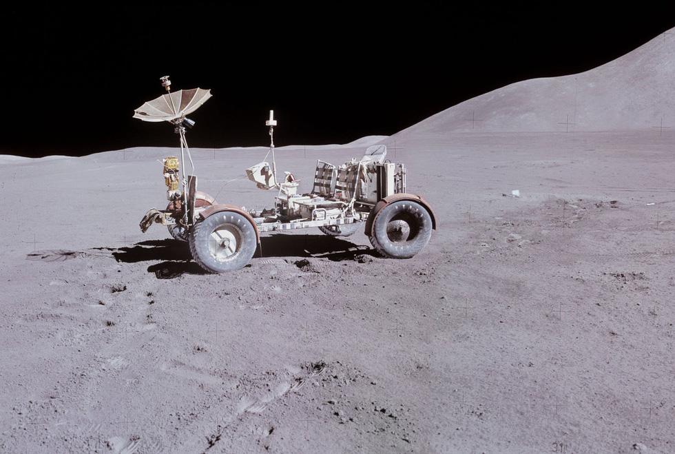 50 năm con người lái xe trên Mặt trăng - Ảnh 10.