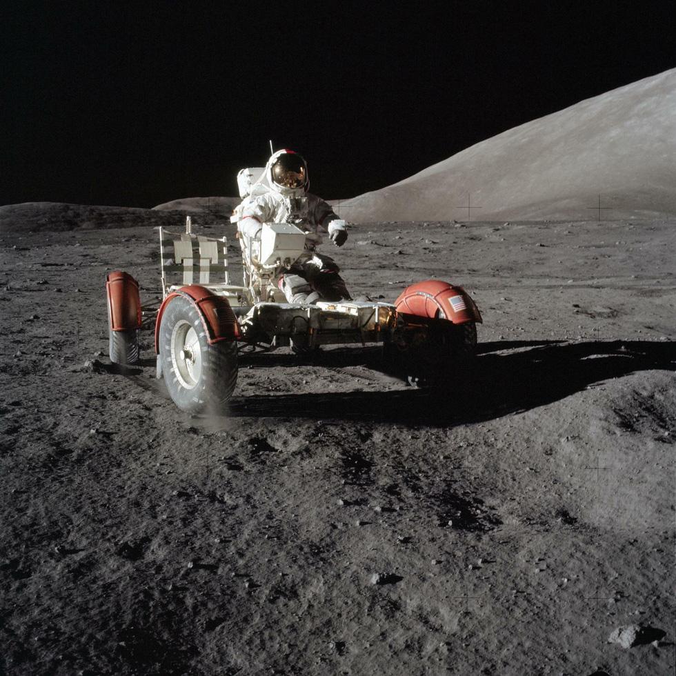 50 năm con người lái xe trên Mặt trăng - Ảnh 11.