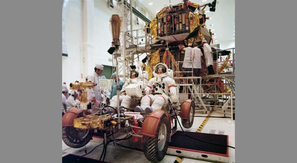 50 năm con người lái xe trên Mặt trăng - Ảnh 5.