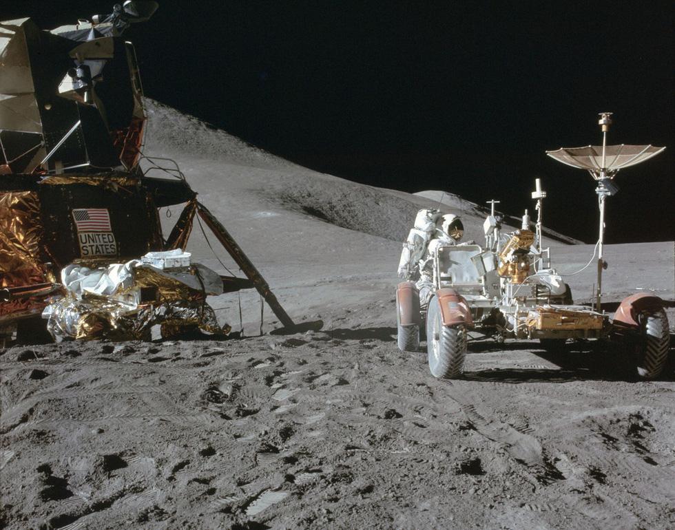 50 năm con người lái xe trên Mặt trăng - Ảnh 7.