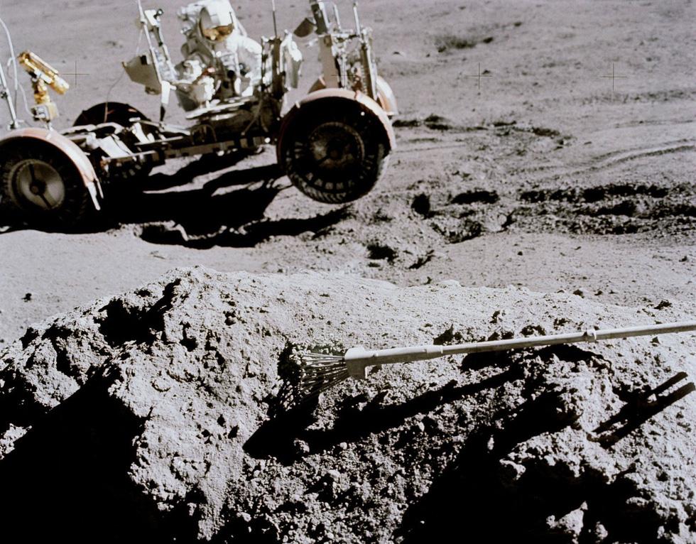 50 năm con người lái xe trên Mặt trăng - Ảnh 8.