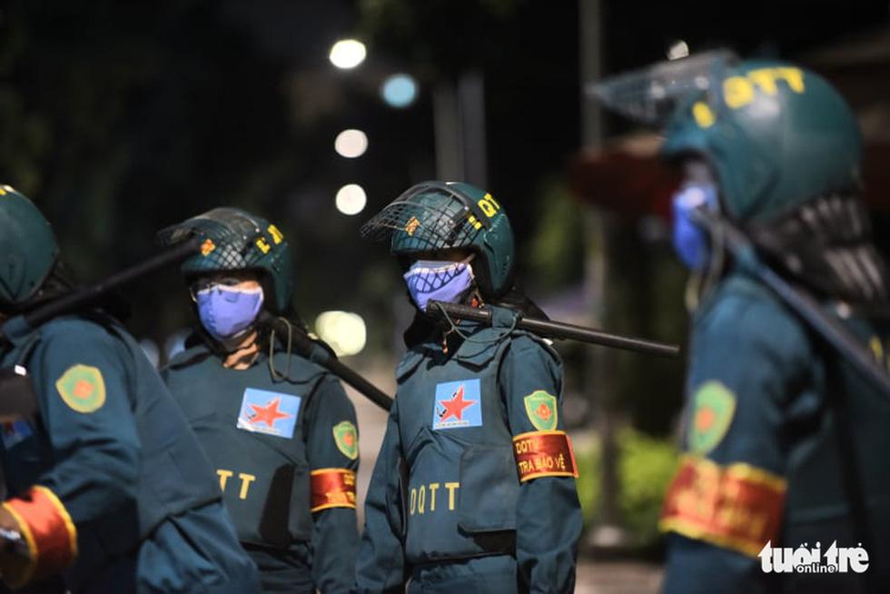 Bộ tư lệnh TP.HCM làm lễ xuất quân lúc 23h ngày 22-8 - Ảnh 2.