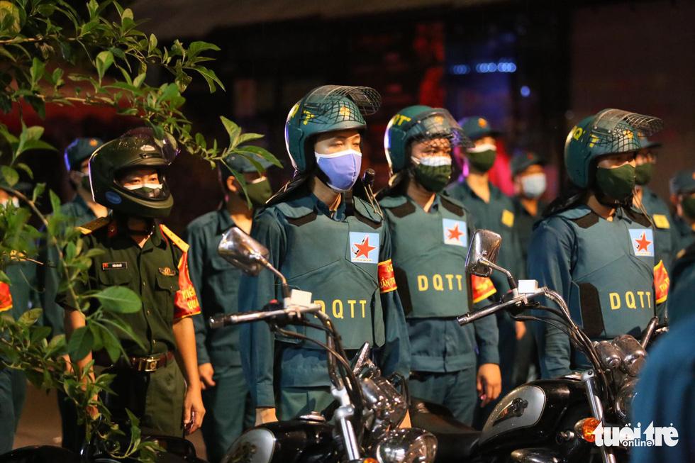 Bộ tư lệnh TP.HCM làm lễ xuất quân lúc 23h ngày 22-8 - Ảnh 10.
