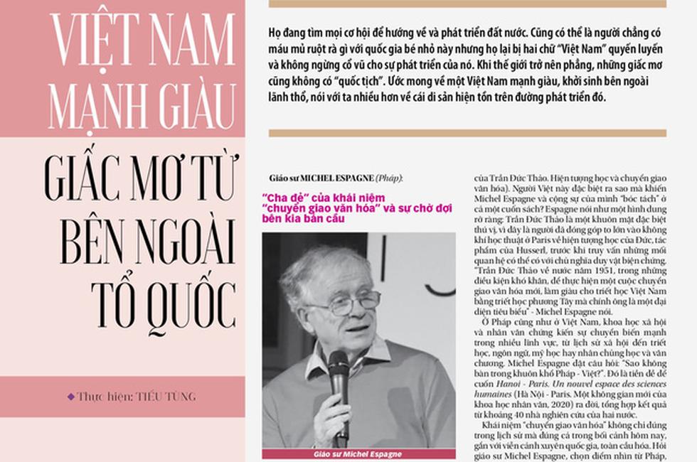 Mời bạn tìm đọc Tuổi Trẻ số đặc biệt 2-9 - Giấc mơ Việt Nam hóa rồng - Ảnh 2.