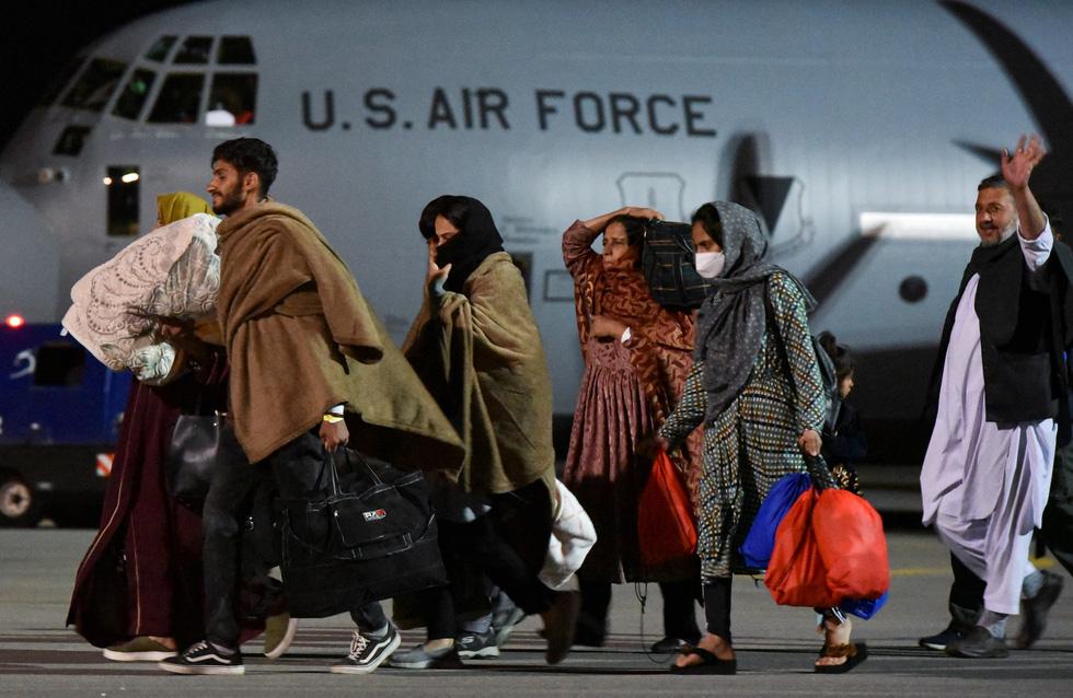 Những giờ phút cuối cùng của phương Tây tại Afghanistan - Ảnh 3.