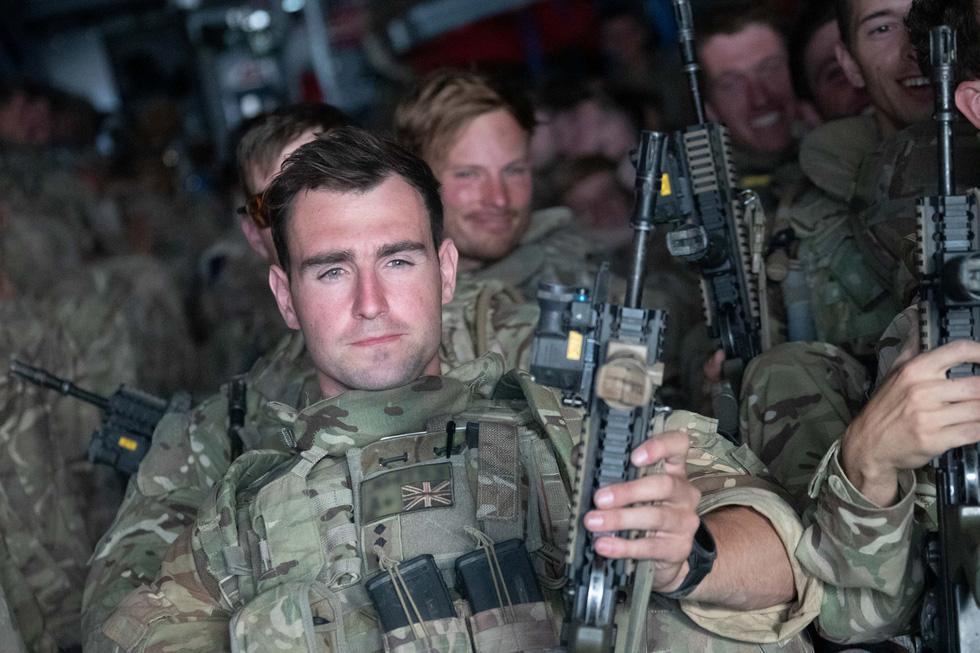 Những giờ phút cuối cùng của phương Tây tại Afghanistan - Ảnh 1.