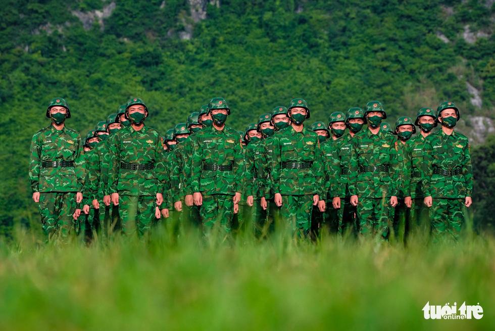 Khai mạc Army Games 2021 tại Việt Nam: Củng cố lòng tin giữa các quốc gia, quân đội - Ảnh 6.