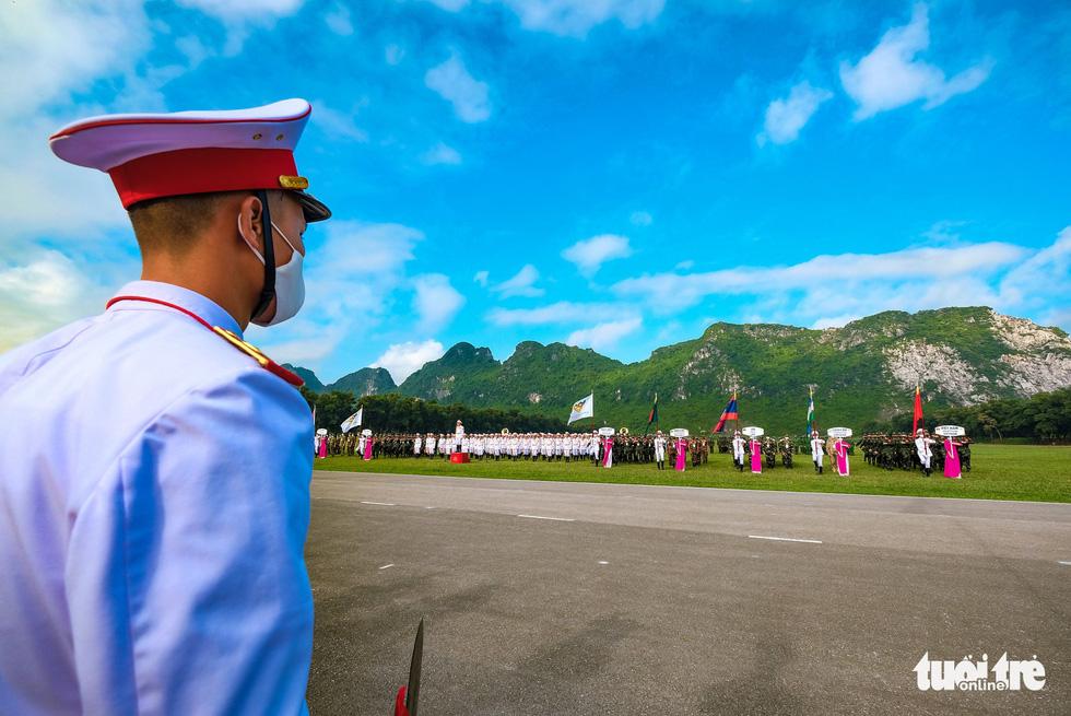 Khai mạc Army Games 2021 tại Việt Nam: Củng cố lòng tin giữa các quốc gia, quân đội - Ảnh 5.