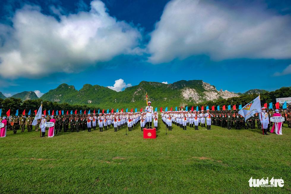 Khai mạc Army Games 2021 tại Việt Nam: Củng cố lòng tin giữa các quốc gia, quân đội - Ảnh 1.