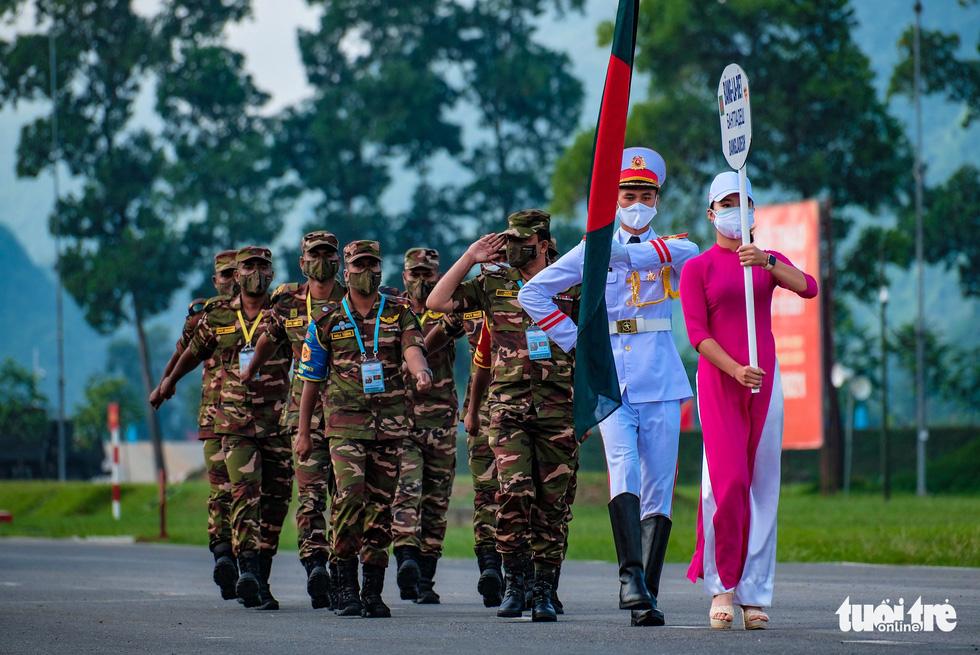 Khai mạc Army Games 2021 tại Việt Nam: Củng cố lòng tin giữa các quốc gia, quân đội - Ảnh 11.