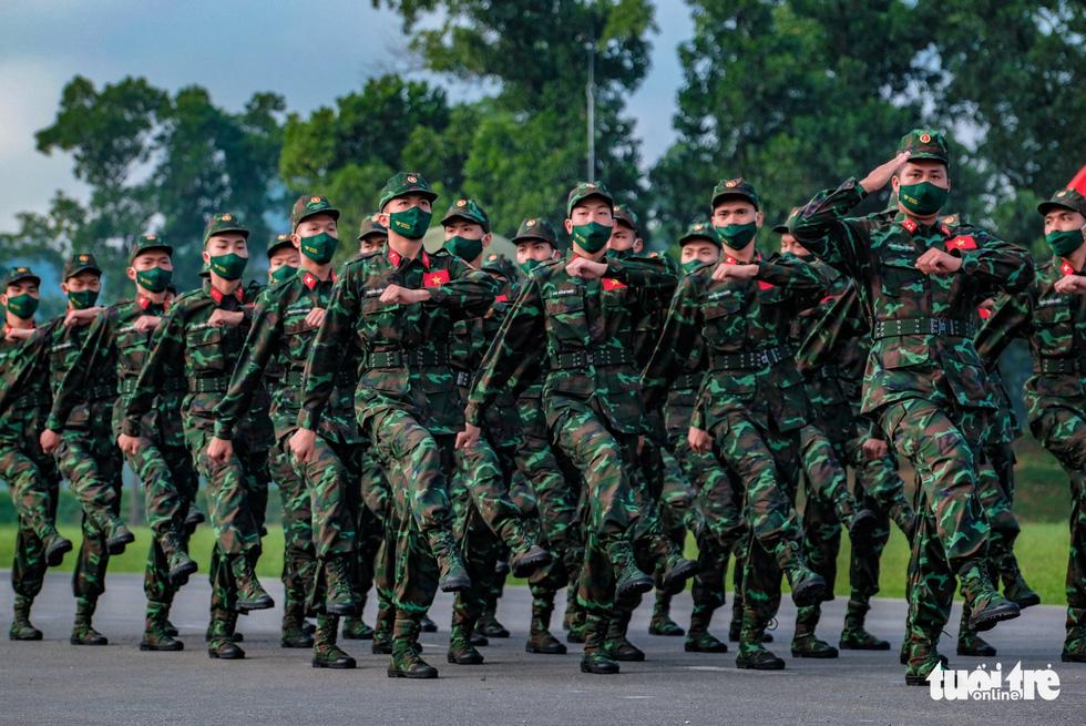 Khai mạc Army Games 2021 tại Việt Nam: Củng cố lòng tin giữa các quốc gia, quân đội - Ảnh 16.