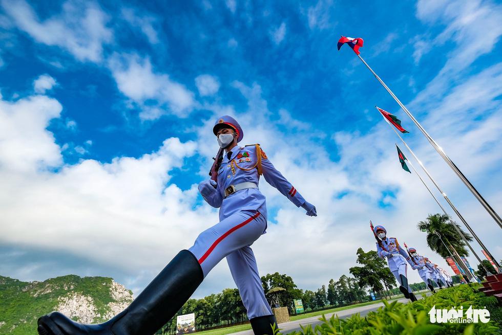 Khai mạc Army Games 2021 tại Việt Nam: Củng cố lòng tin giữa các quốc gia, quân đội - Ảnh 7.