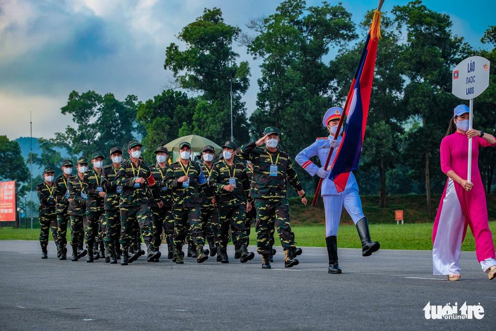Khai mạc Army Games 2021 tại Việt Nam: Củng cố lòng tin giữa các quốc gia, quân đội - Ảnh 15.