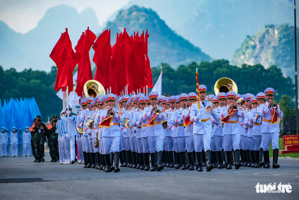 Khai mạc Army Games 2021 tại Việt Nam: Củng cố lòng tin giữa các quốc gia, quân đội - Ảnh 8.