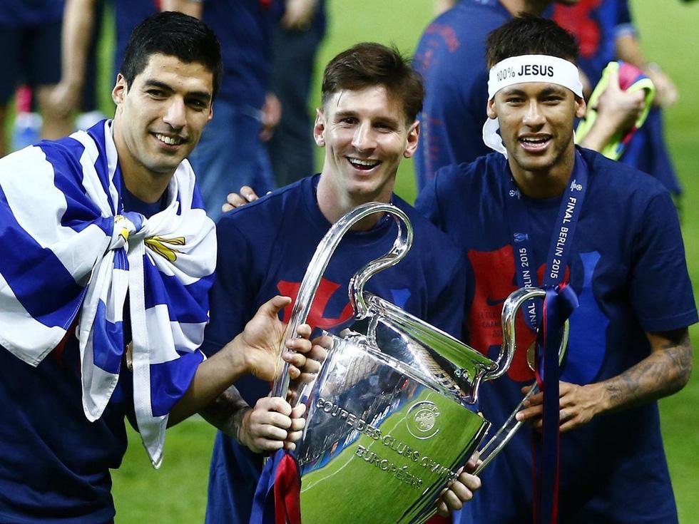 Sự nghiệp của Messi tại Barca qua ảnh - Ảnh 11.