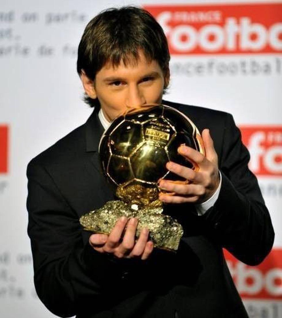 Sự nghiệp của Messi tại Barca qua ảnh - Ảnh 7.
