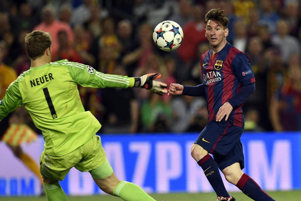 Sự nghiệp của Messi tại Barca qua ảnh - Ảnh 10.