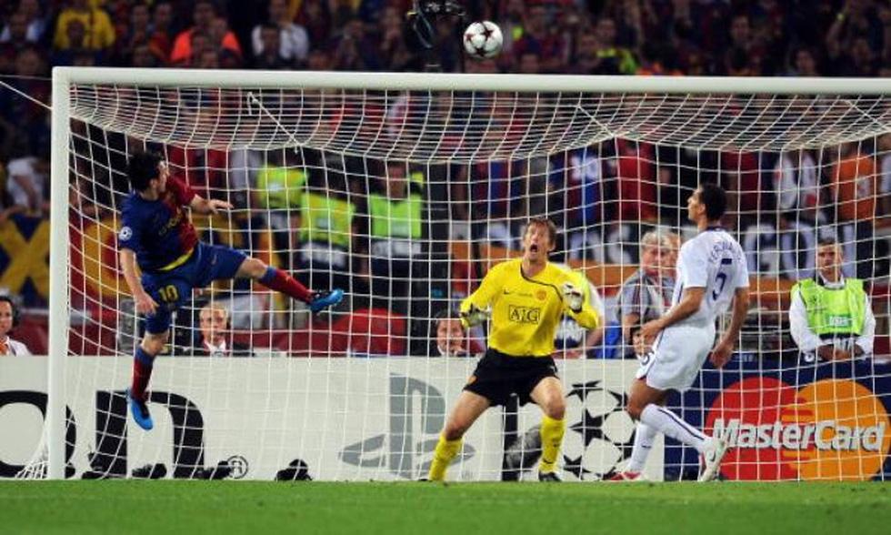 Sự nghiệp của Messi tại Barca qua ảnh - Ảnh 4.