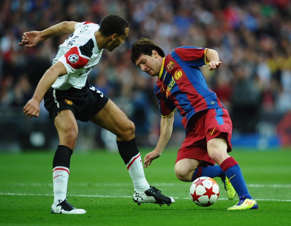 Sự nghiệp của Messi tại Barca qua ảnh - Ảnh 9.