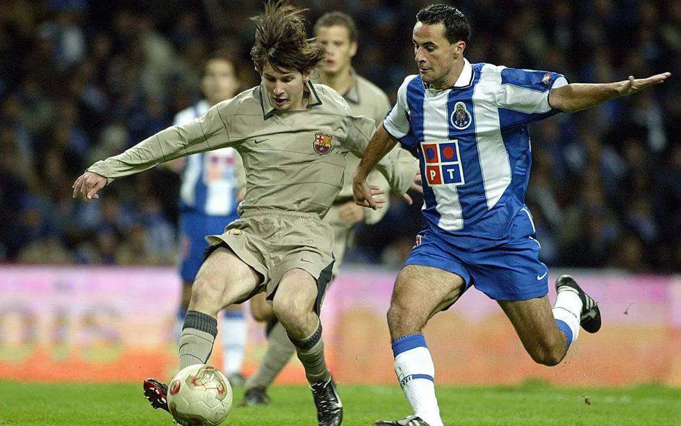Sự nghiệp của Messi tại Barca qua ảnh - Ảnh 1.