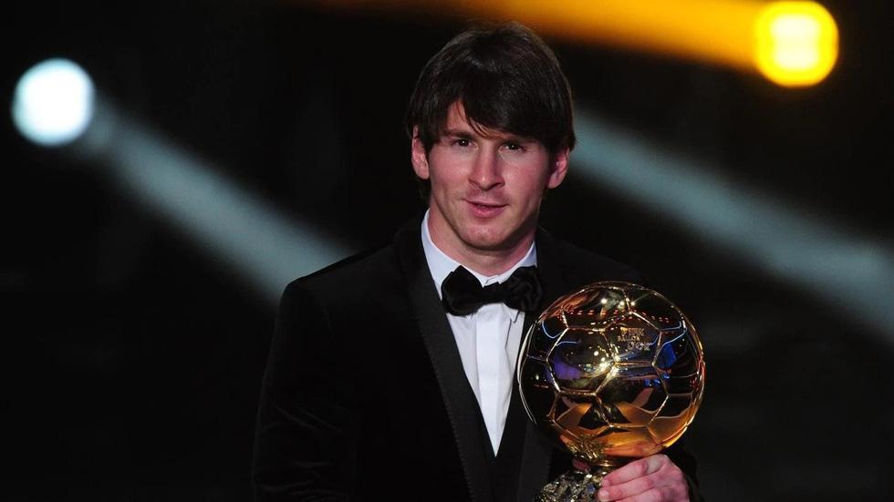 Sự nghiệp của Messi tại Barca qua ảnh - Ảnh 8.