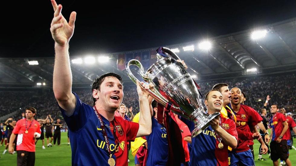 Sự nghiệp của Messi tại Barca qua ảnh - Ảnh 6.