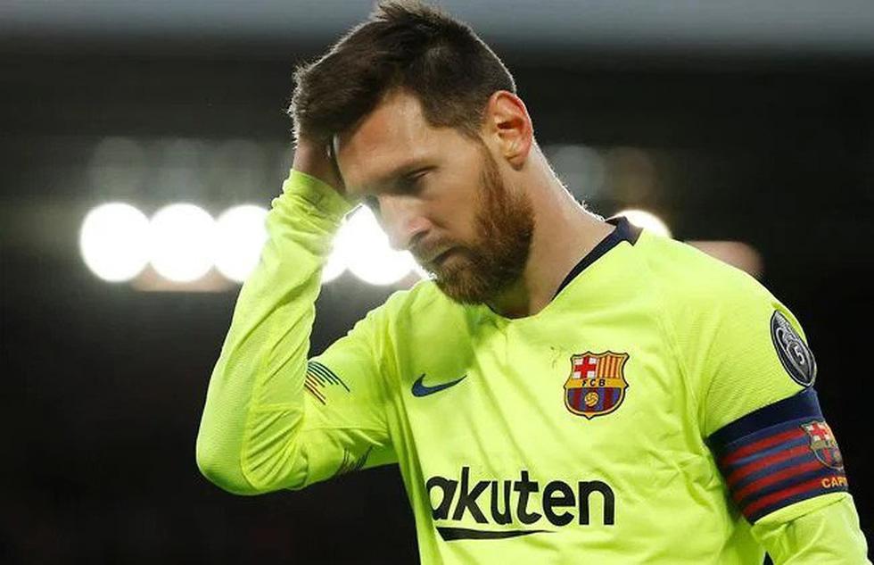 Sự nghiệp của Messi tại Barca qua ảnh - Ảnh 13.