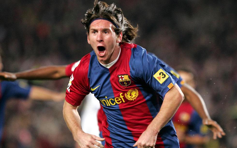 Sự nghiệp của Messi tại Barca qua ảnh - Ảnh 3.