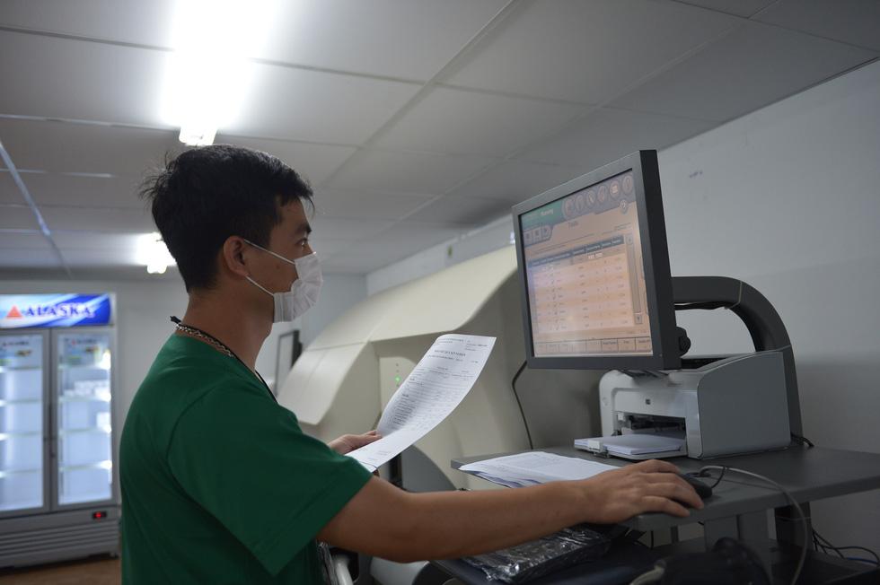 3 trung tâm hồi sức tích cực quy mô 1.500 giường tại TP.HCM chính thức hoạt động - Ảnh 7.