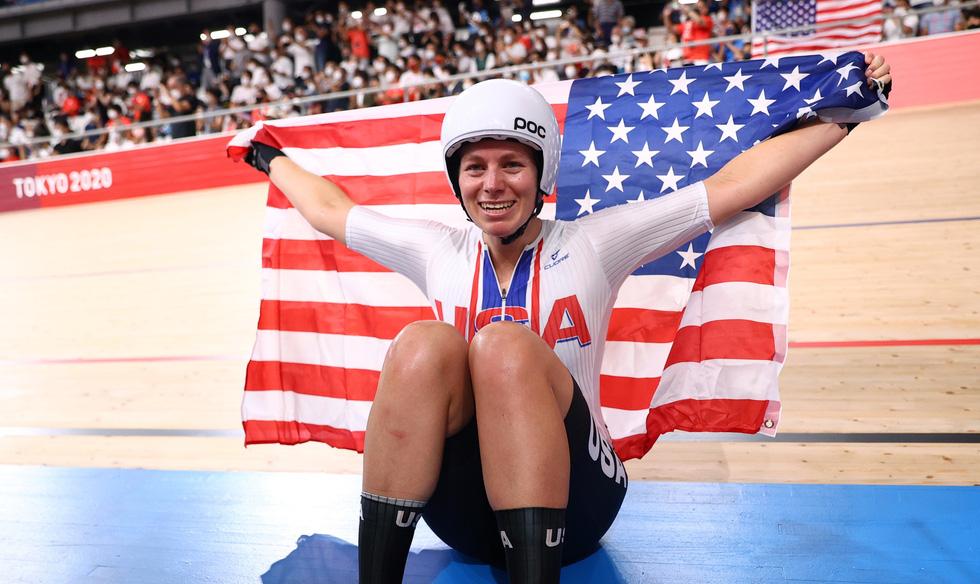 Tung cú nước rút thần tốc, Mỹ vượt mặt Trung Quốc giành ngôi nhất toàn đoàn ở Olympic 2020 - Ảnh 6.