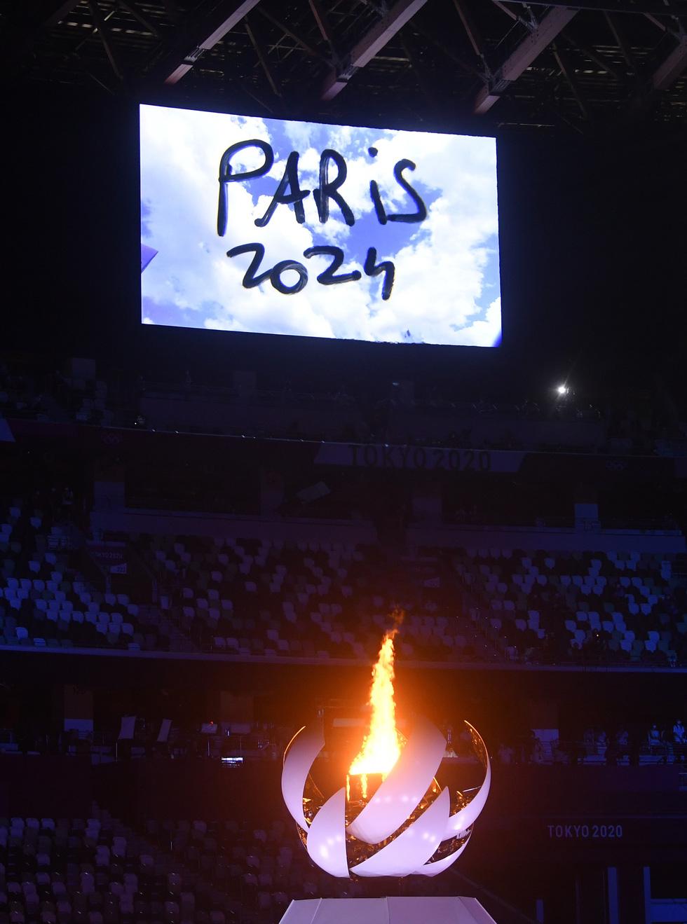 Tạm biệt Tokyo, hẹn gặp lại ở Paris năm 2024 - Ảnh 11.