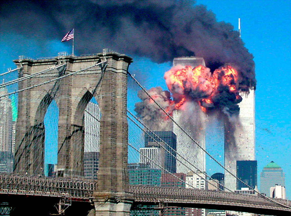 Toàn cảnh vụ khủng bố ngày 11-9-2001 làm thay đổi nước Mỹ - Ảnh 5.