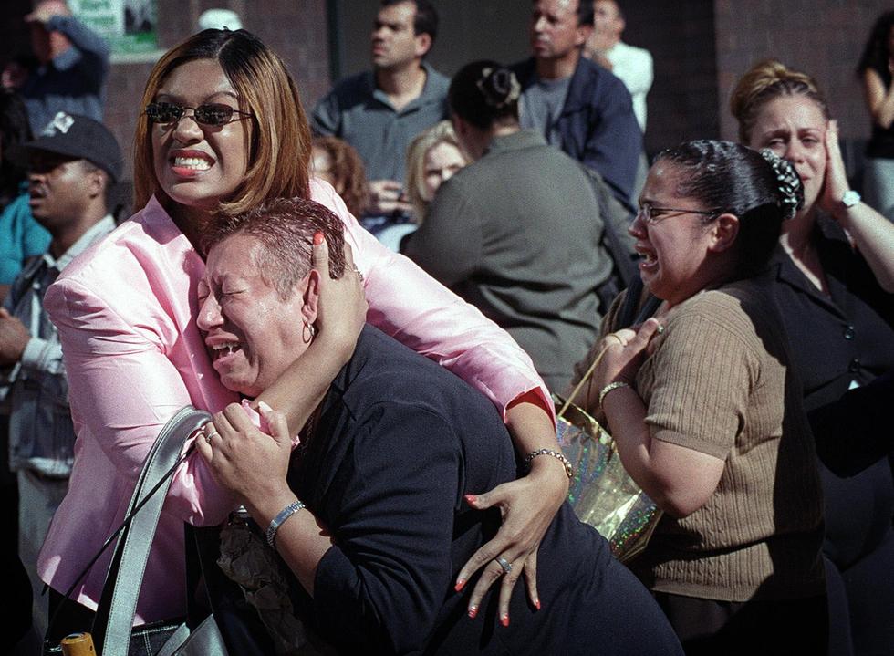 Toàn cảnh vụ khủng bố ngày 11-9-2001 làm thay đổi nước Mỹ - Ảnh 8.