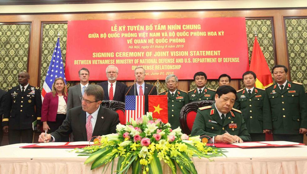 Đại tướng Phùng Quang Thanh - Anh hùng thời chiến, kiến tạo thời bình - Ảnh 6.