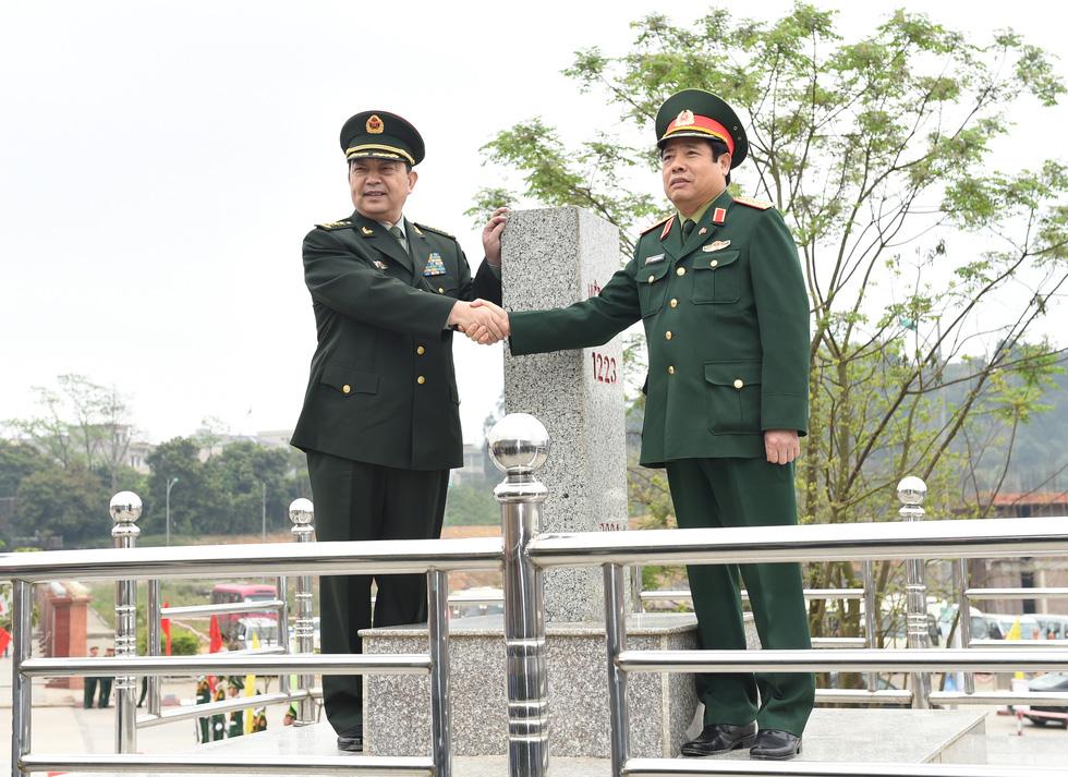 Đại tướng Phùng Quang Thanh - Anh hùng thời chiến, kiến tạo thời bình - Ảnh 1.