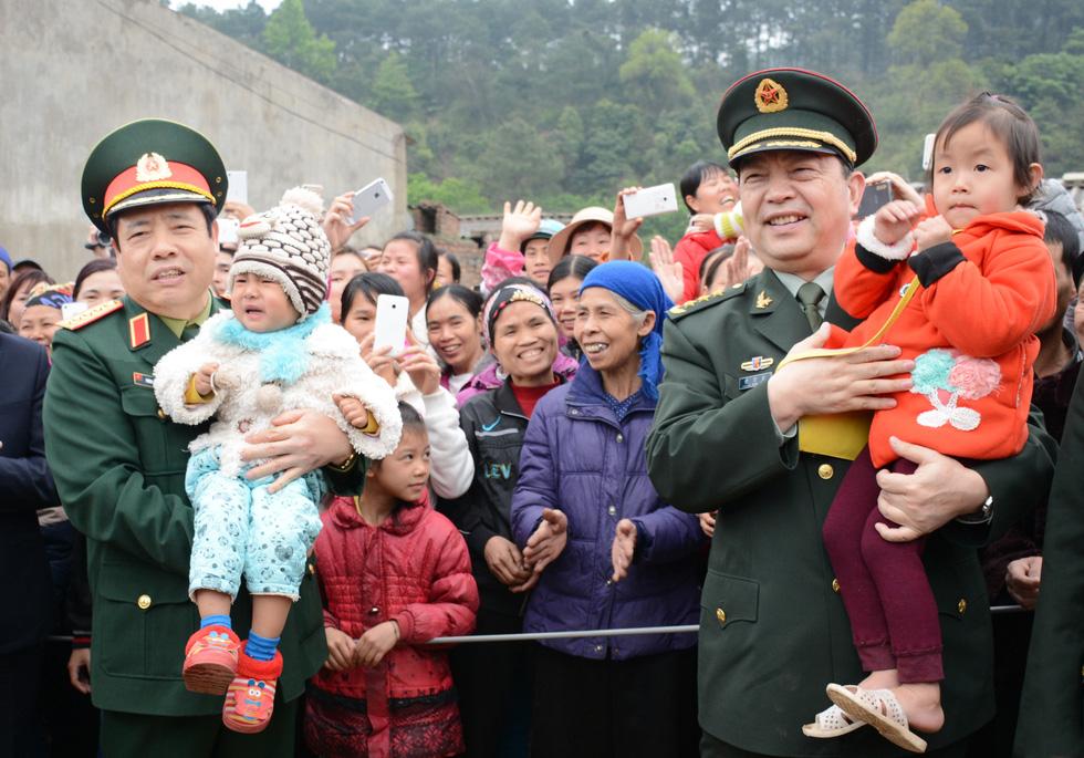 Đại tướng Phùng Quang Thanh - Anh hùng thời chiến, kiến tạo thời bình - Ảnh 5.