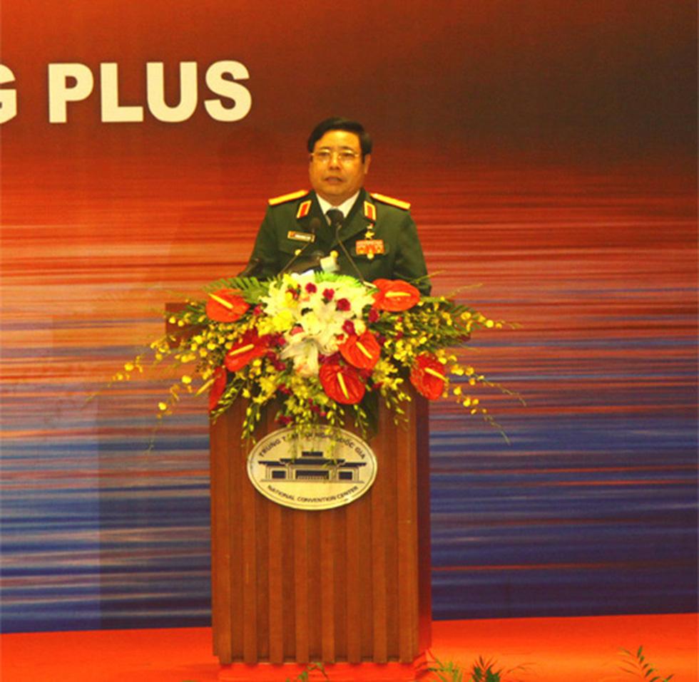 Đại tướng Phùng Quang Thanh - Anh hùng thời chiến, kiến tạo thời bình - Ảnh 8.