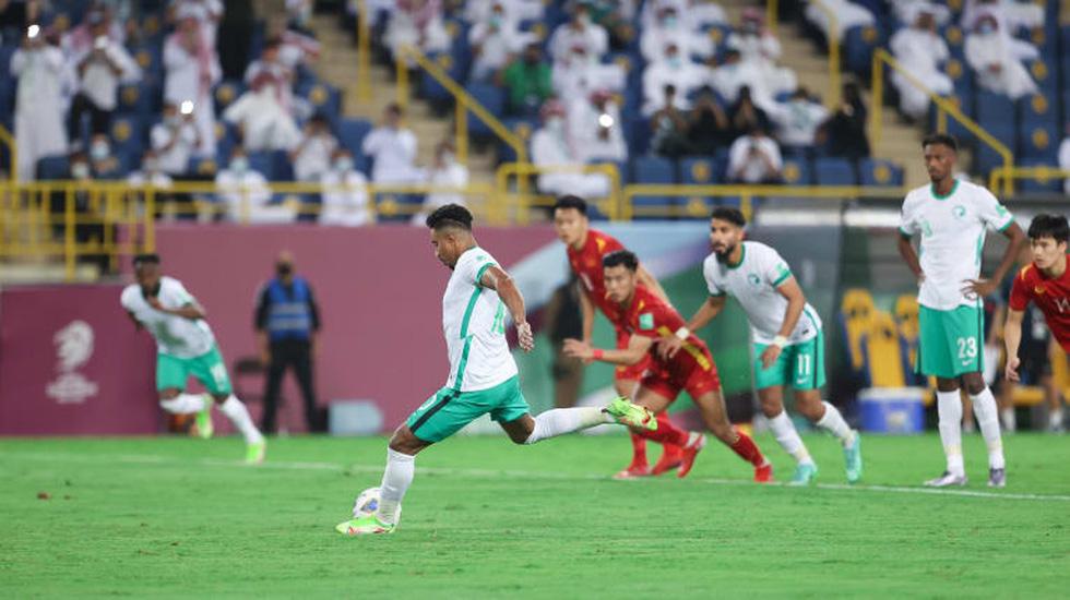 Đá thiếu người, Việt Nam thua Saudi Arabia ở trận ra quân vòng loại thứ 3 World Cup 2022 - Ảnh 11.