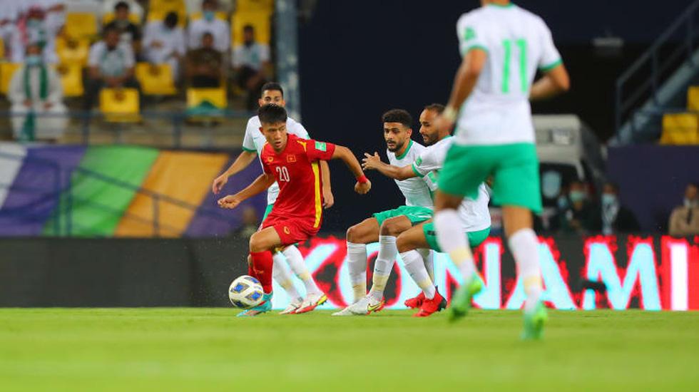 Đá thiếu người, Việt Nam thua Saudi Arabia ở trận ra quân vòng loại thứ 3 World Cup 2022 - Ảnh 12.