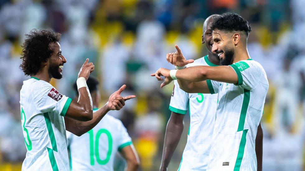 Đá thiếu người, Việt Nam thua Saudi Arabia ở trận ra quân vòng loại thứ 3 World Cup 2022 - Ảnh 6.