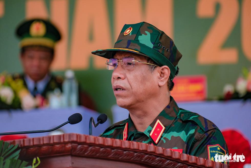 Army Games 2021 bế mạc, đội tuyển Việt Nam về nhất cuộc thi 'xạ thủ bắn tỉa' - Ảnh 4.