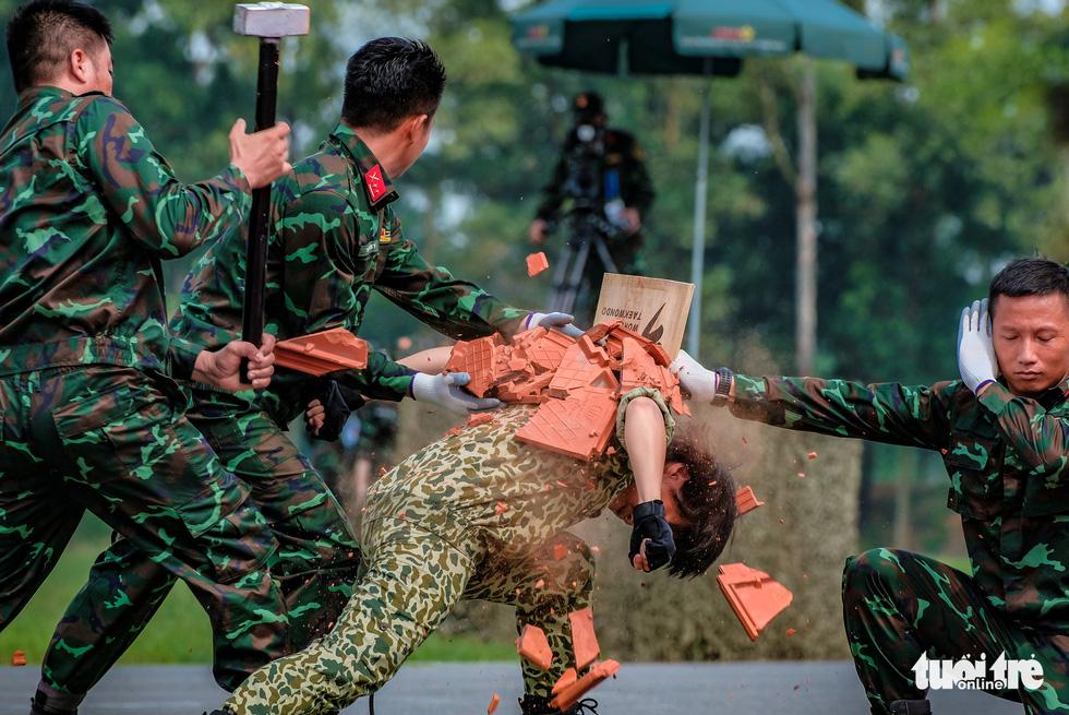 Army Games 2021 bế mạc, đội tuyển Việt Nam về nhất cuộc thi 'xạ thủ bắn tỉa' - Ảnh 14.