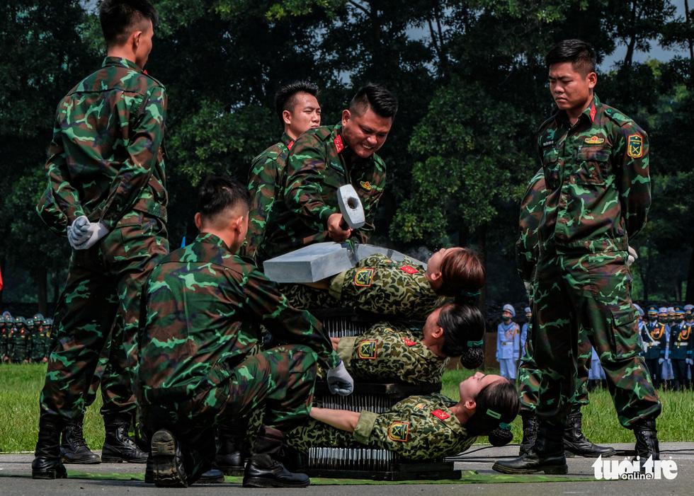 Army Games 2021 bế mạc, đội tuyển Việt Nam về nhất cuộc thi 'xạ thủ bắn tỉa' - Ảnh 15.
