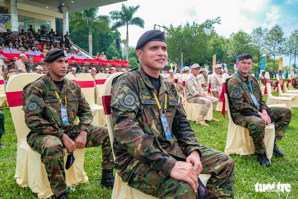 Army Games 2021 bế mạc, đội tuyển Việt Nam về nhất cuộc thi 'xạ thủ bắn tỉa' - Ảnh 17.