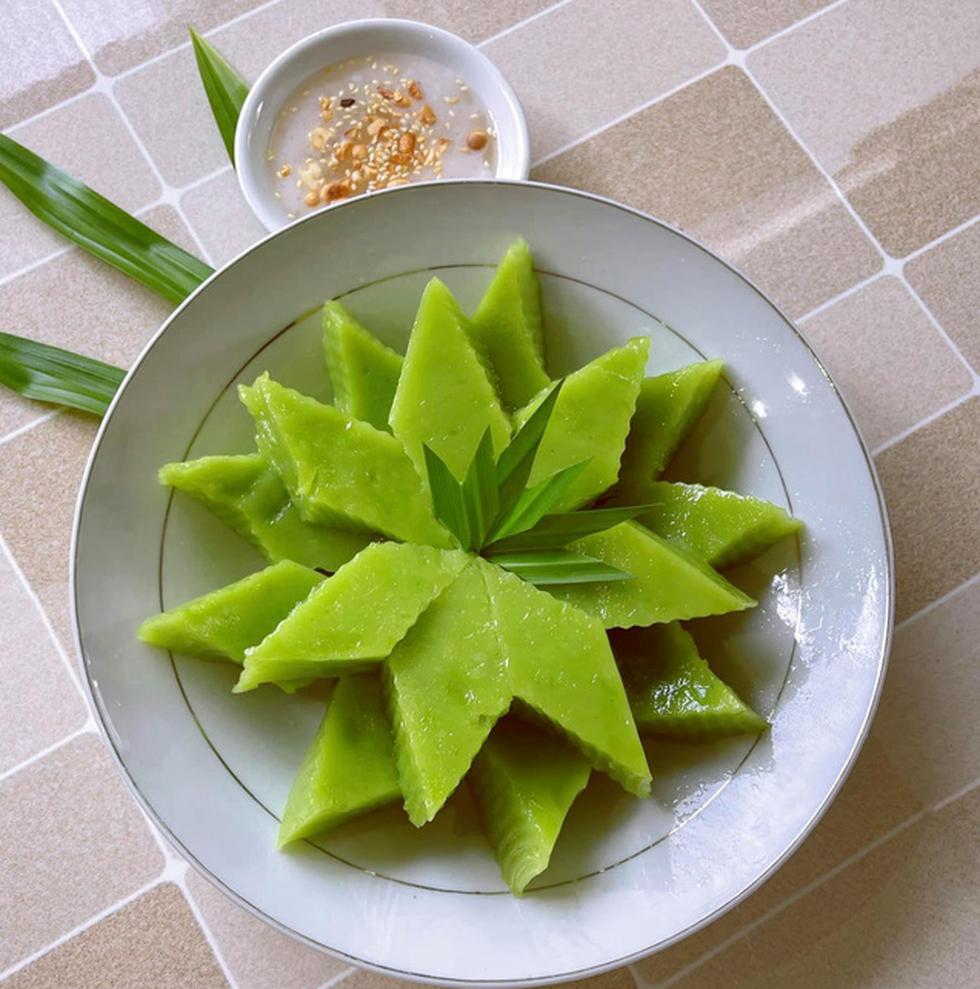 Nhà thiết kế công chúa Nguyễn Minh Công trổ tài làm bánh Nam Bộ - Ảnh 17.