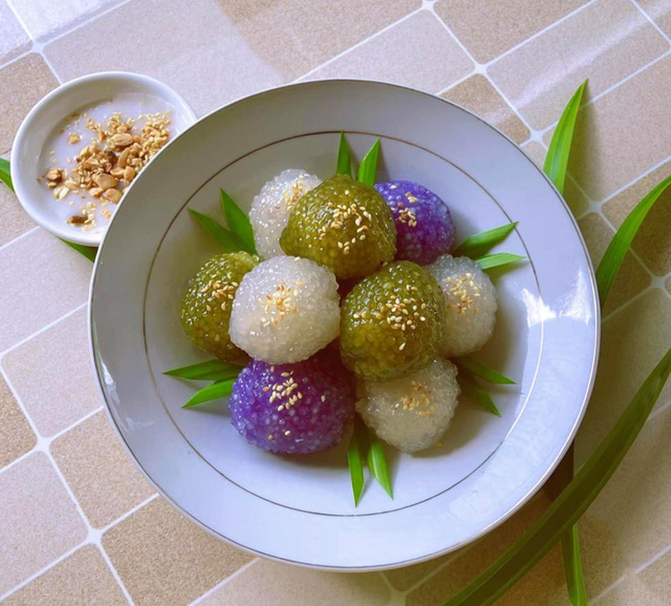 Nhà thiết kế công chúa Nguyễn Minh Công trổ tài làm bánh Nam Bộ - Ảnh 18.