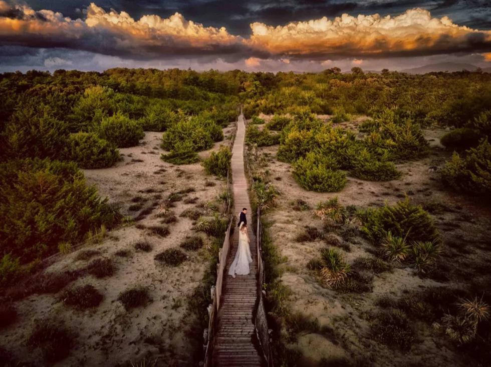 Ảnh chụp ở phá Tam Giang thắng giải cuộc thi chụp ảnh từ trên cao - Ảnh 7.