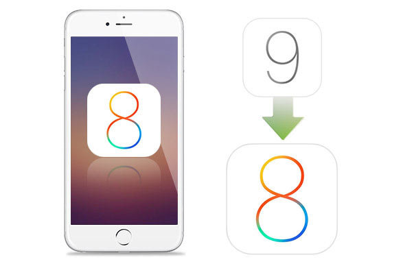 Cách gỡ iOS 9 về iOS 8 trên iPhone 4S