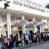 Các bến xe Hà Nội tăng hơn 2 lần lượt xe phục vụ tết