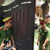 Công an khám xét nhà 2 cựu chủ tịch Đà Nẵng liên quan Vũ 'nhôm'